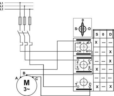 Schimbare Sens Motor Electric Monofazat by Scheme Electrice De Actionari