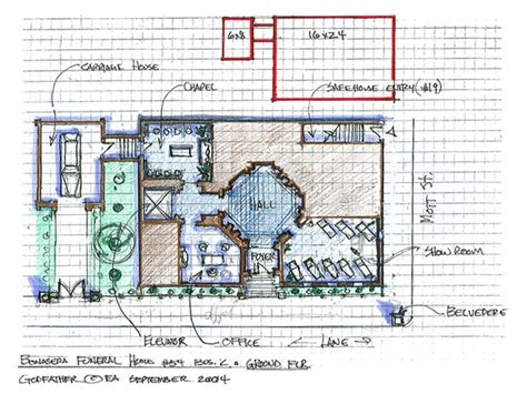 funeral home floor plan layout bonasera funeral home floor plan layout design