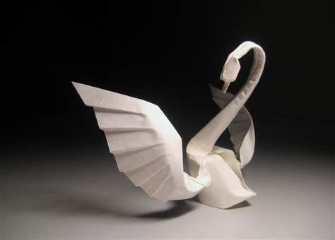 origami swans check this origami 3d swan 2016