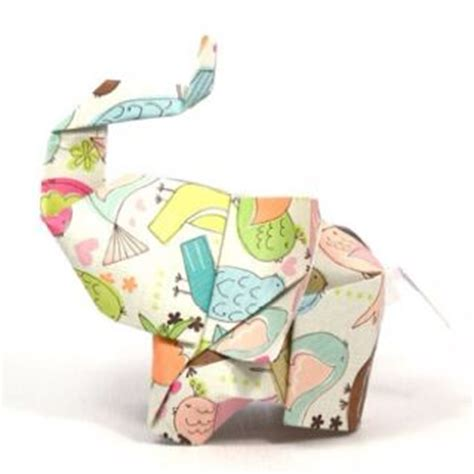origami for 8 year olds origami elephant blueboard 4 year olds