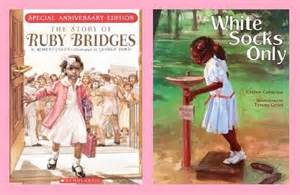 ruby bridges picture book who was ruby bridges