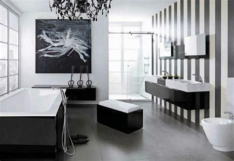 Black White Bathroom Ideas by Black Bathroom Design Ideas To Be Inspired