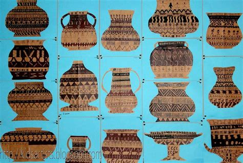 ancient crafts for artists pottery