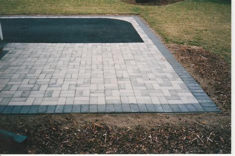 outdoor patio pavers square patio paver designs