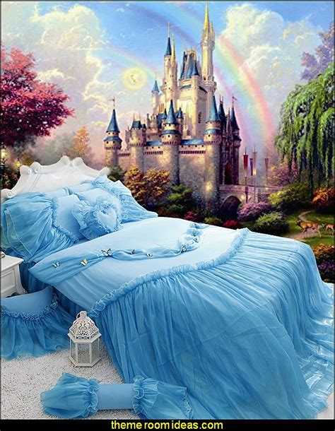 castle wall mural decorating theme bedrooms maries manor castle bed