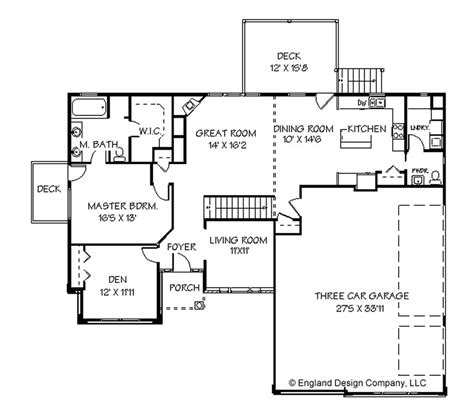 floor plans for one story homes house plans and design house plans single story with basement
