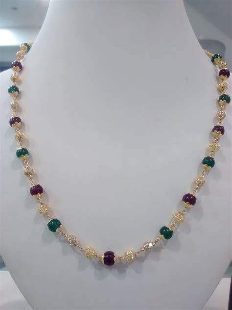 beading chain multi color chains boutiquedesignerjewellery