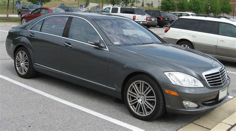 2007 Mercedes S 550 by File 2007 Mercedes S550 Jpg Wikimedia Commons