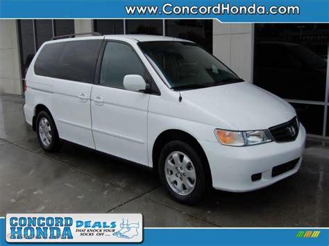 2003 Honda Odyssey by 2003 Taffeta White Honda Odyssey Ex L 29004524 Gtcarlot