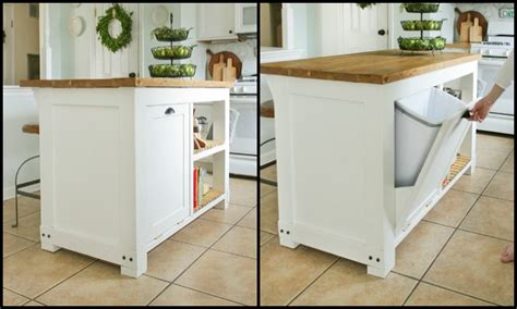 kitchen island trash kitchen your projects obn