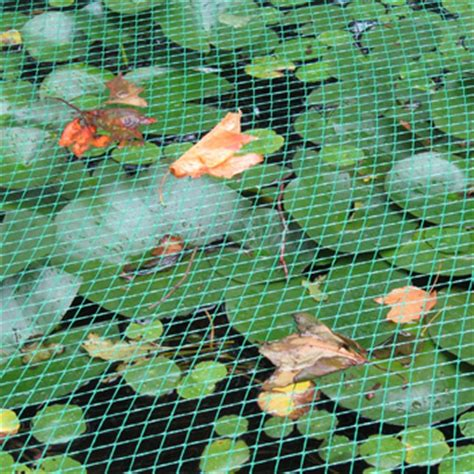 knitted bird netting knitted bird netting protects gardens and ponds