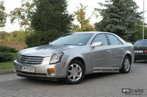 2005 Cadillac Cts 3 6 by 2005 Cadillac Cts Sport Luxury 3 6 V6 Auto Car Photo And