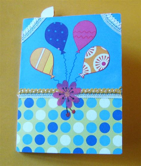 card crafts handmade birthday cards saumya s cards and crafts