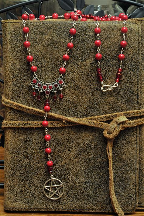 pagan rosary blood oath pagan rosary by lindowyn on deviantart