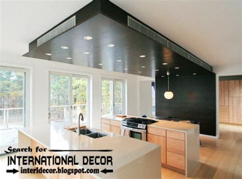ceiling designs for kitchens largest album of modern kitchen ceiling designs ideas tiles