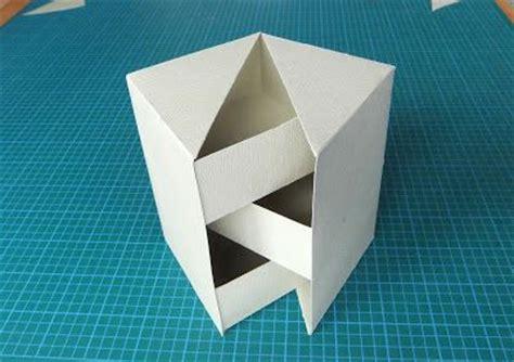 origami secret box secret box tutorial by norma scrapbook papercrafts 3d