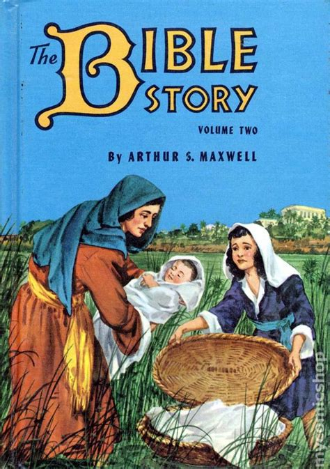 bible story picture books bible story hc 1953 1957 by arthur s maxwell comic books