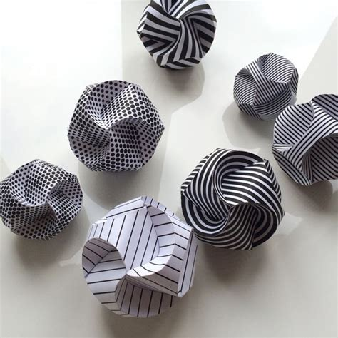 paper balls craft the 25 best ideas about paper crafts on