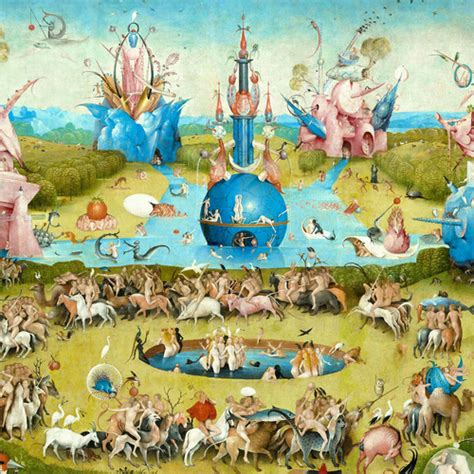 Der Garten Hieronymus Bosch by Hieronymus Bosch Paintings From 163 5 90 Free Delivery