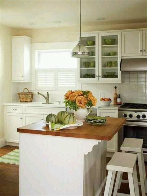 cottage style kitchen island small cottage kitchen cottage ideas