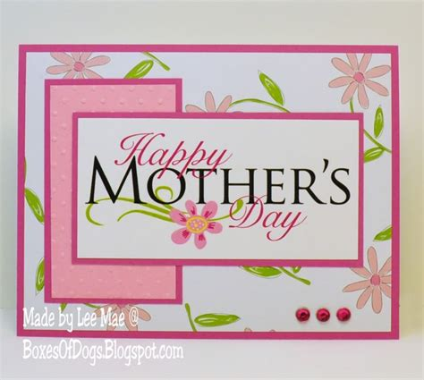 how to make the best mothers day card 17 best ideas about mothers day cards on