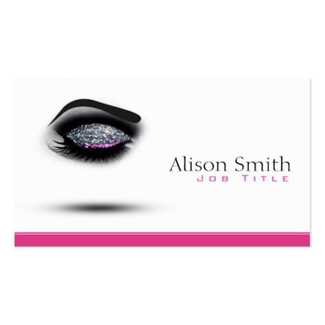 make up business cards makeup artist business card zazzle