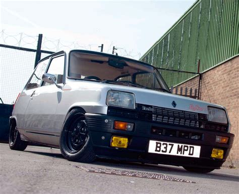 Renault Le Car Turbo by Retro Ride Renault 5 Turbo Drive My Blogs Drive