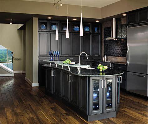 Dark Grey Kitchen Cabinets Decora Cabinetry