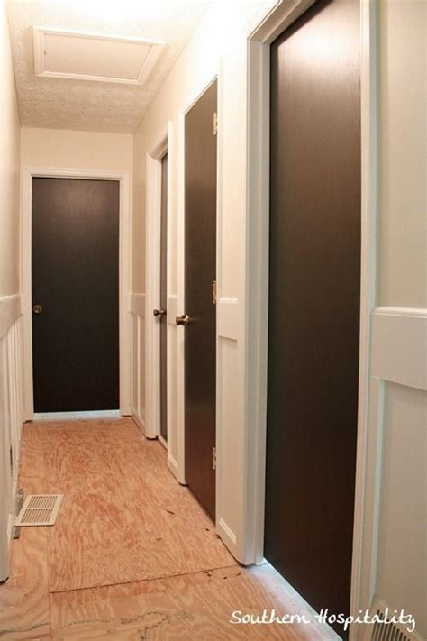 best paint for interior woodwork 25 best ideas about hollow doors on door