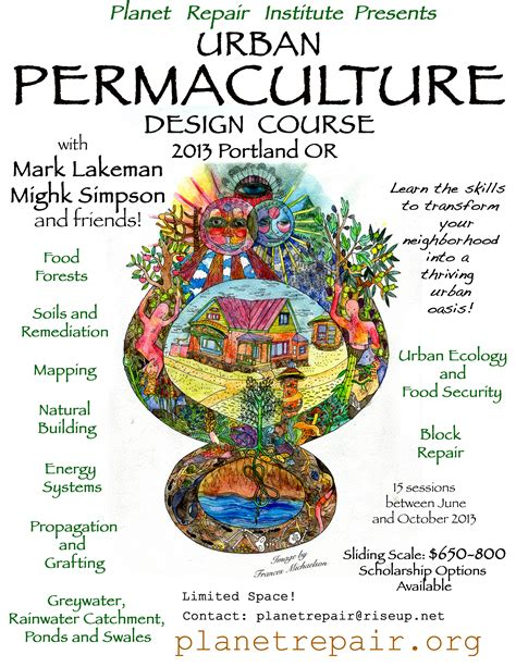 permaculture design course welcome to the planet repair
