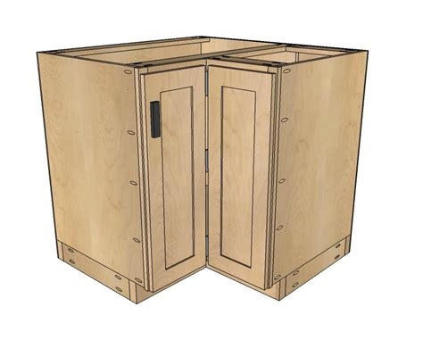 building a corner cabinet build corner kitchen cabinet plans 187 woodworktips