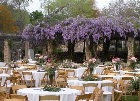 wedding at botanical garden san antonio botanical garden venue san antonio tx