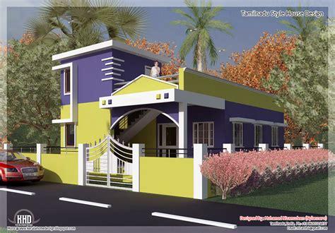paint colors for home exterior in tamilnadu 875 sq 2 bedroom single floor home design a taste