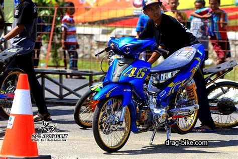 Gambar Modifikasi Motor Drag by Gambar Motor Drag Bike Jupiter Z Automotivegarage Org