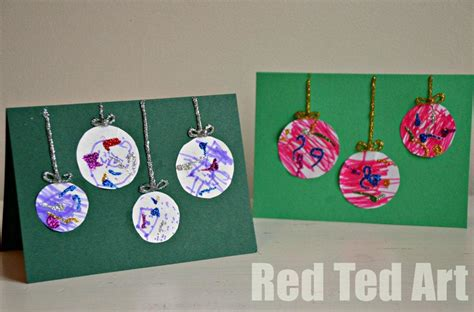 easy to make cards top five crafts from ted of one
