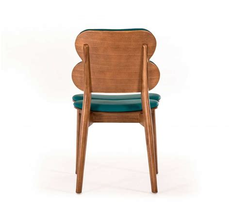 turquoise dining chairs turquoise leatherette dining chair vg 069 modern chairs