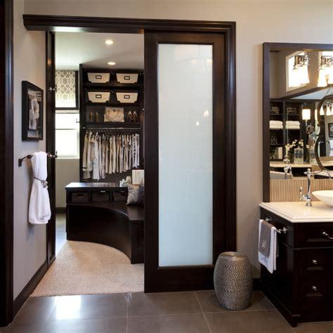 closet bathroom ideas master bathroom master closet traditional bathroom