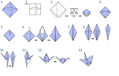 how to build an origami crane origami crane crafts origami