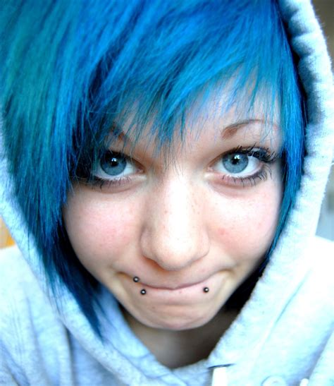 blue hair blue hair by pedobearq on deviantart
