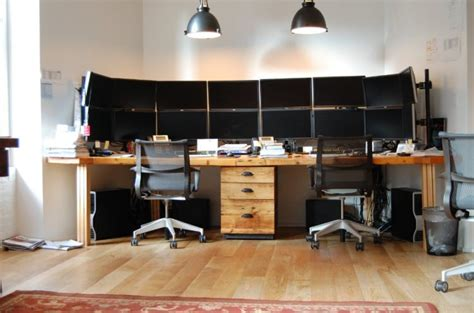 desk for 2 persons two person desk design for your wonderful home office area