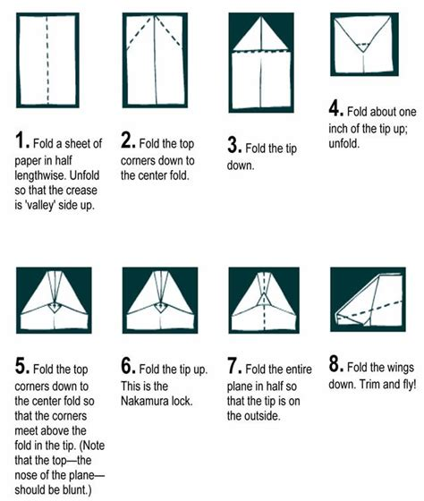 how to make origami airplanes that fly how to make paper airplanes that fly far craft