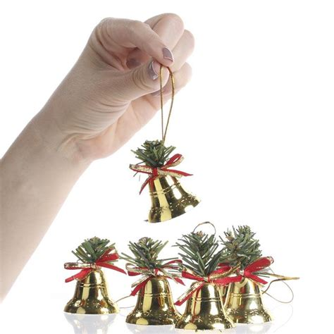 small ornaments small brass bell ornaments on sale