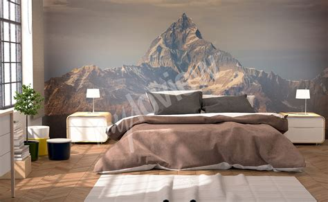 wall size murals murals mountains to size of wall myloview