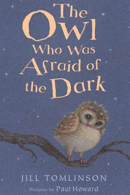 owl picture books the owl who was afraid of the by tomlinson