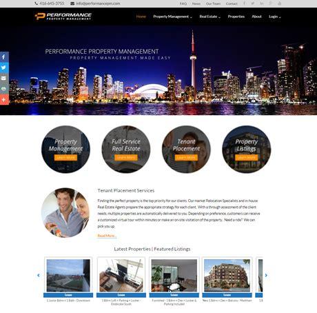 best website toronto web design affordable website development designer