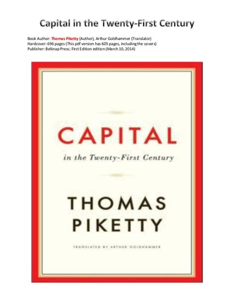 capital in pdf piketty capital in the twenty century 2014 a