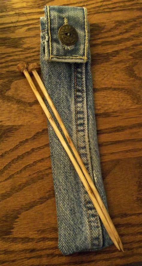 wood knitting needles rustic handmade wood knitting needles w denim size