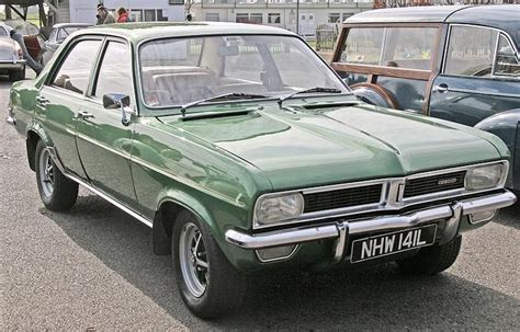 1971 vauxhall viva hc 4 door autom 243 viles cl 225 sicos y