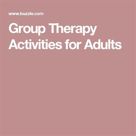 activities for adults 17 best ideas about therapy activities on