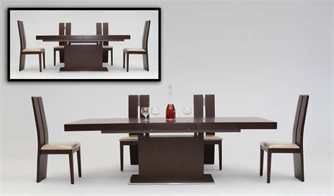 dining room modern furniture modern wood dining tables with modern wood dining room